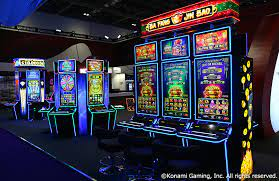 An Insight Into Slot Machine Business